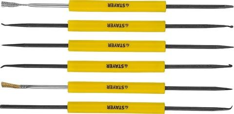 Набор радиомонтажника MAXTerm, STAYER 55338-H12, 12в1