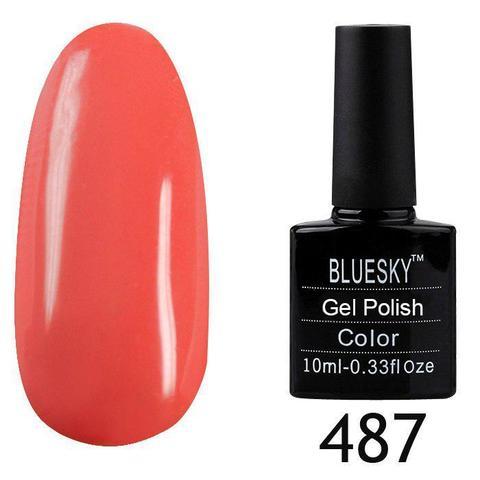 Bluesky, Гель-лак M487