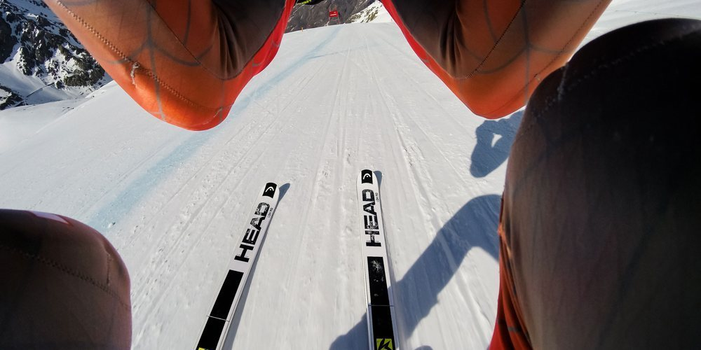 Крепление на грудь GoPro Chesty (AGCHM-001) лыжи