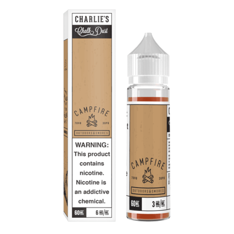 Charlie's Chalk Dust - Outdoors & Smores by Campfire (Original) 60 ml