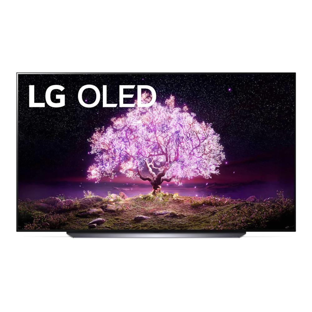 OLED телевизор LG 83 дюйма OLED83C1RLA
