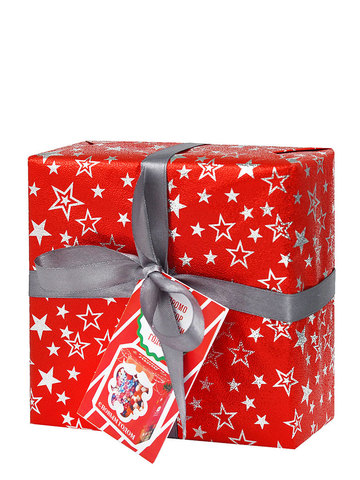 Новогодний набор «Отличный подарок из 2 банок»
