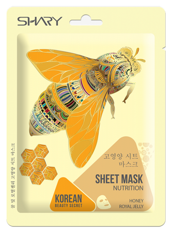 Shary Тканевая маска-питание для лица