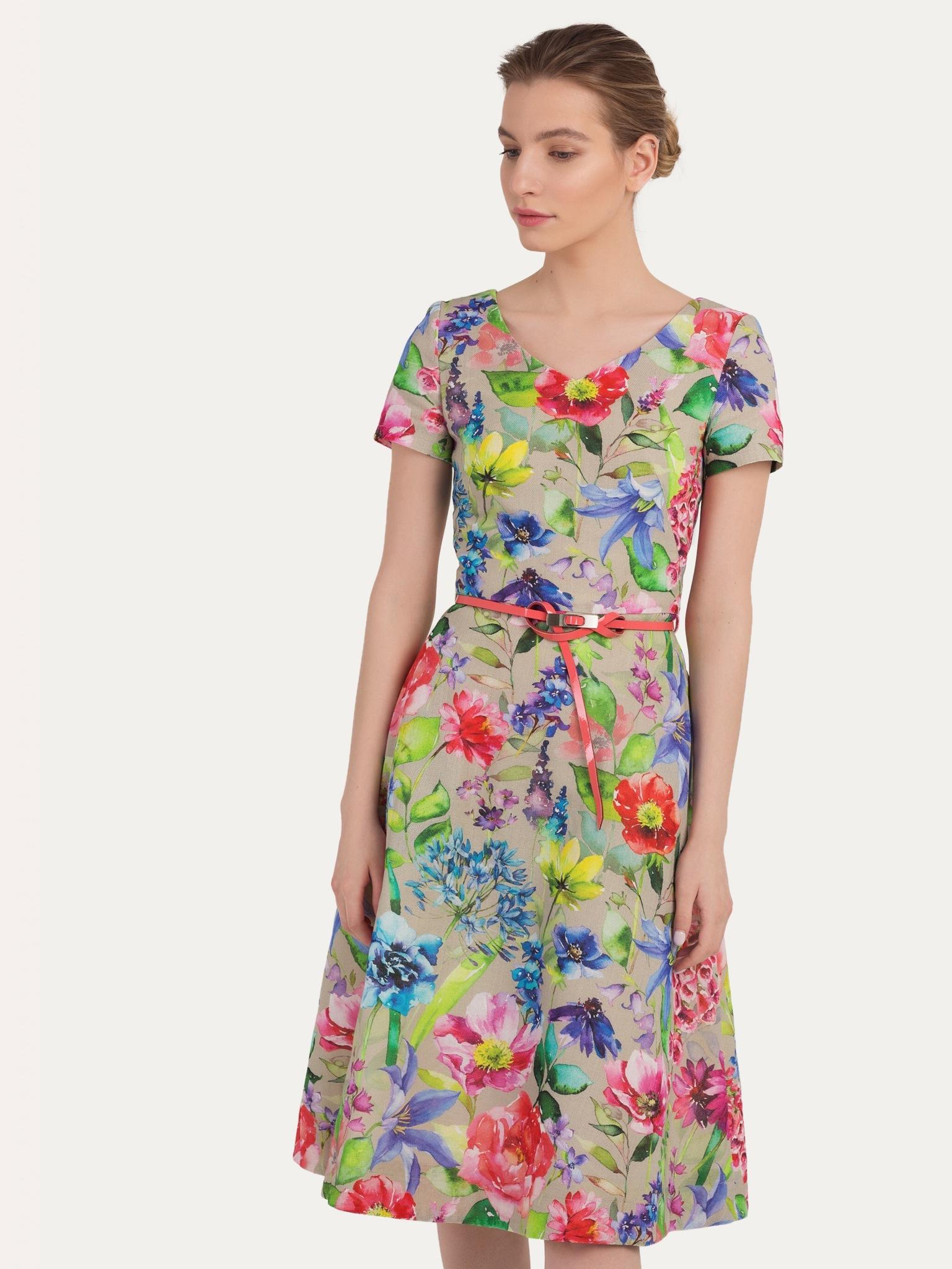 Платье FLEURS