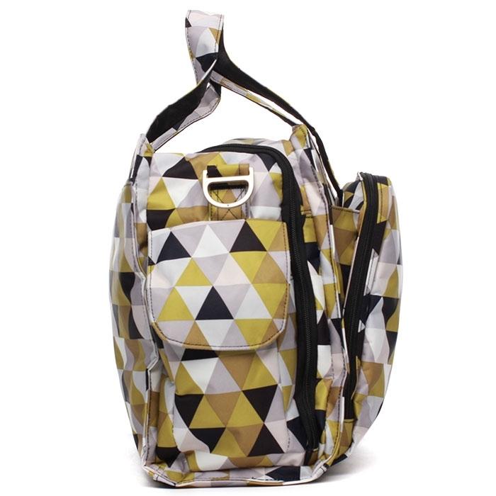 #Дорожная сумка Ju-Ju-Be Be Prepared Olive Juice