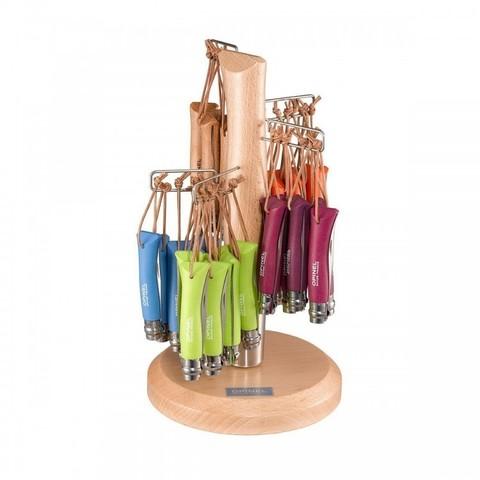 Набор Opinel  (OP-001723) №7 60 шт: голубой/оранжевый/зеленый/фиолетовый