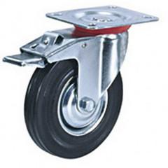 Колесо для тележки SCb 200 поворотное 200 мм