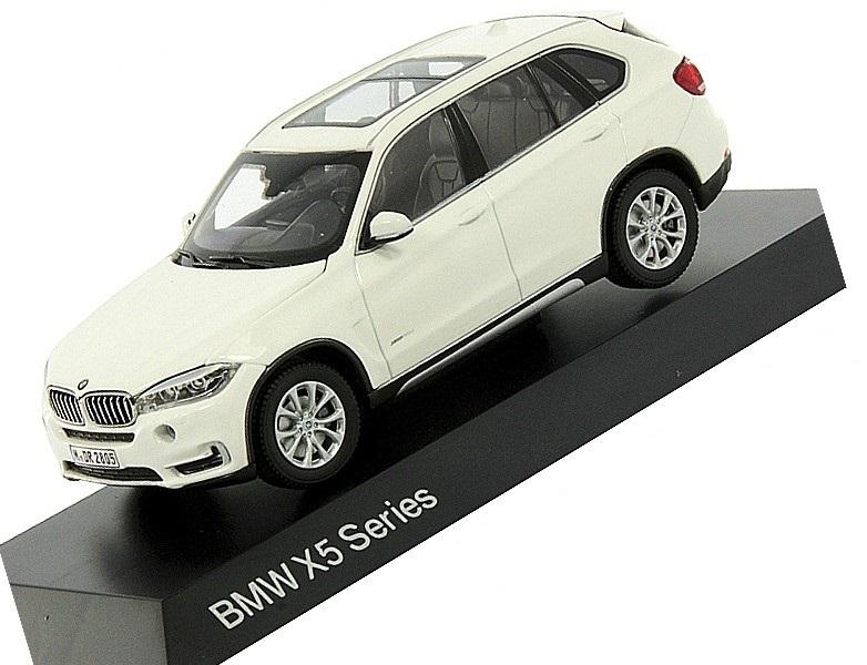 Коллекционная модель BMW X5 2014