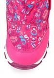 Зимние сапоги Хелло Китти (Hello Kitty) на молнии с мембраной для девочек, цвет розовый. Изображение 6 из 8.