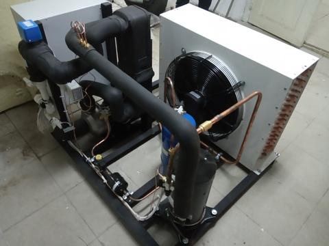 холодильный агрегат автомат 10 kv