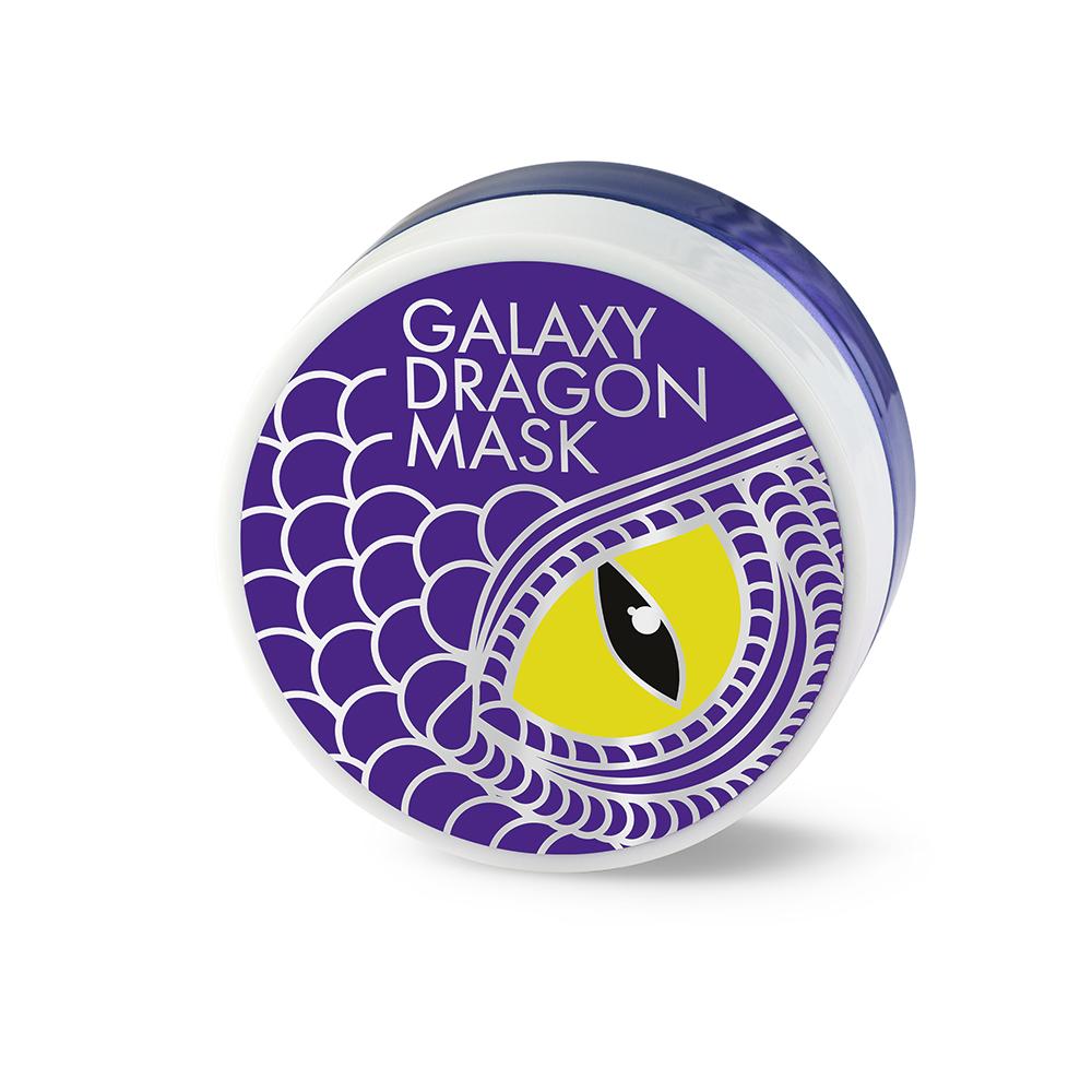 Маски Тонизирующая маска - пленка Dragon mask galaxydragonmask.jpg