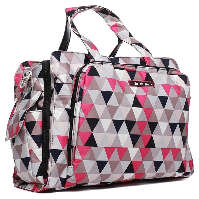 #Дорожная сумка Ju-Ju-Be Be Prepared Pinky Swear