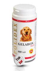 """POLIDEX """"Гелабон Плюс"""" профилактика и лечение заболеваний суставов, костей для собак"""