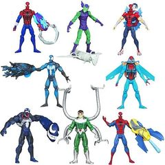 The Amazing Spider-Man Mission Figure Series 01