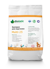 Бактерии для подстилки Multi-25 (1 кг)