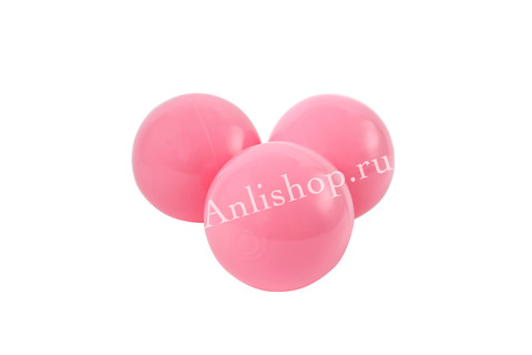 Шар нежно-розовый комплект 50 шт.
