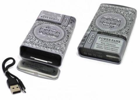 Внешний аккумулятор REMAX Proda CoolTaste, PPL-24, 10000mAh
