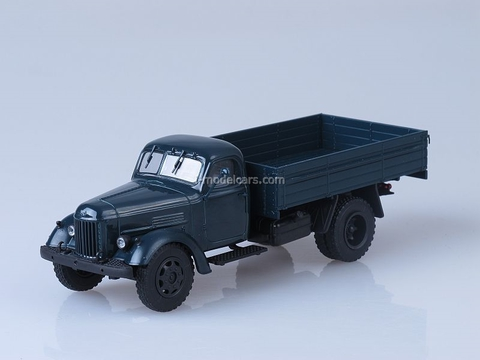 ZIL-164A board dark green 1:43 AutoHistory