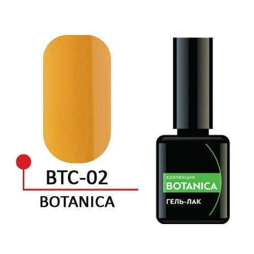 Формула Профи, Гель-лак LED - Botanica №02, 5 мл.