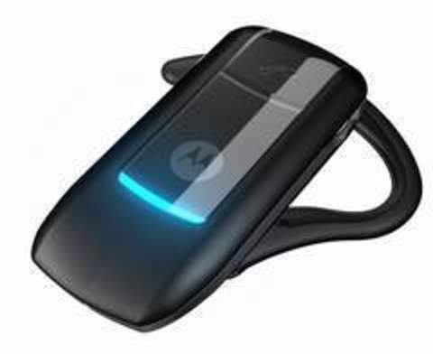 Bluetooth гарнитура Motorola RAZR H3 (черная)