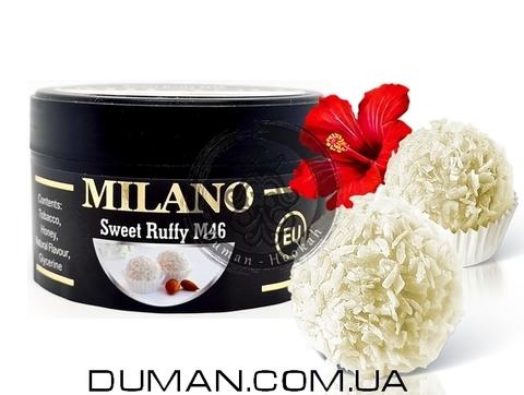 Табак Milano M46 Sweet Ruffy (Милано Рафаелло)
