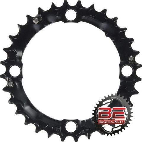 Звезда для системы Shimano FC-M480 32T черная