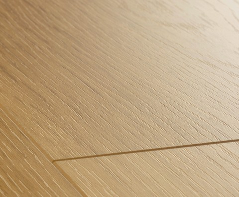 Natural varnished Oak planks | Ламинат QUICK-STEP LPU1284