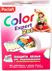 "Салфетки ""Paclan Color Expert"""