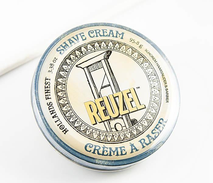 CARE122 Классический крем для бритья Reuzel Shave Cream (95 гр) фото 02