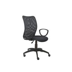 Кресло VB_CH-599AXSN ткань чёрная TW11/TW-01 (664000)