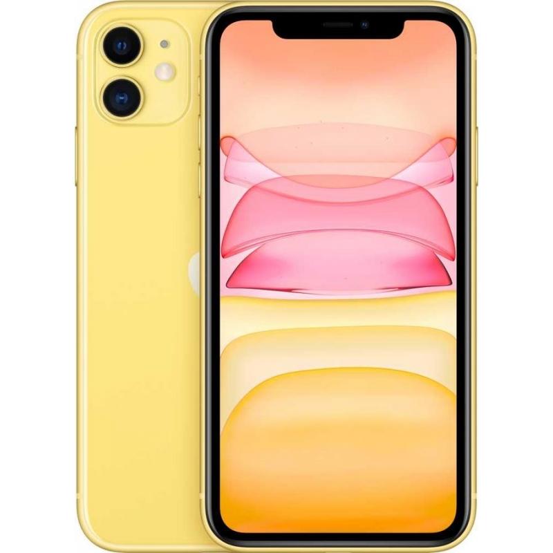 Apple Смартфон iPhone 11 64GB (желтый) 77583.jpg