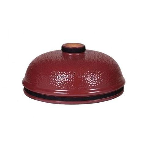 Керамическая крышка (верхняя часть) Monolith Le Chef, цвет красный