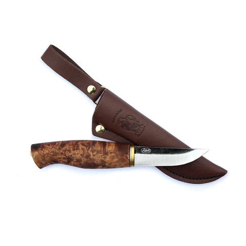 Нож с фиксированным клинком Ahti 9620 Puukko Korpi