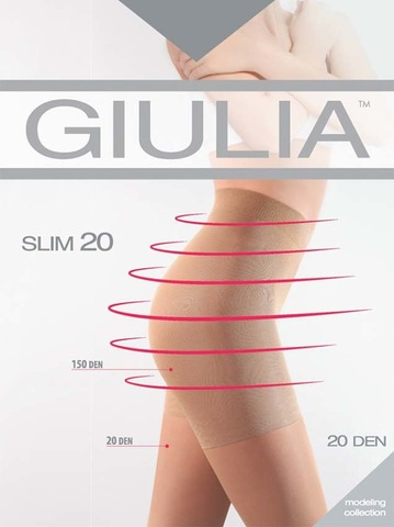 Колготки Slim 20 Giulia