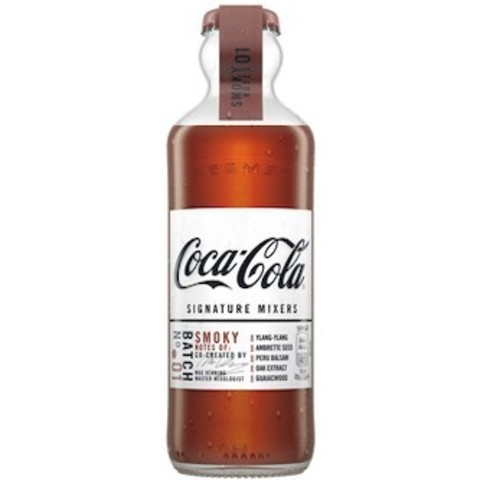 Coca-Cola Signature Mixers Smoky Notes 01 0,2 л