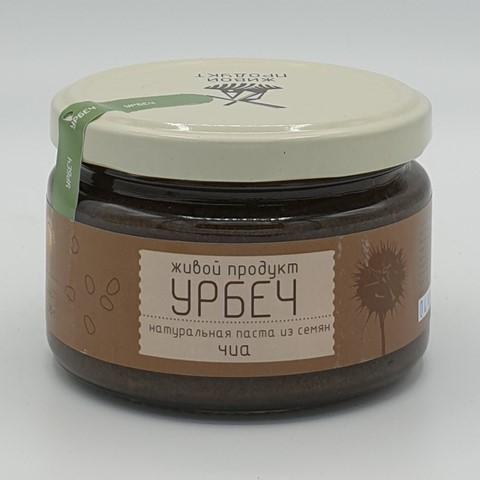 Урбеч из семян чиа ЖИВОЙ ПРОДУКТ, 225 гр
