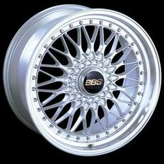 Диск колесный BBS Super RS 8.5x20 5x112 ET45 CB82.0 brilliant silver