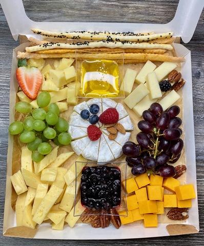 Точильный сырный стол №1