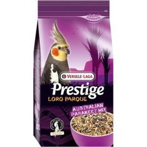 VERSELE-LAGA корм для средних попугаев Prestige PREMIUM Australian Parakeet Loro Parque Mix 1 кг