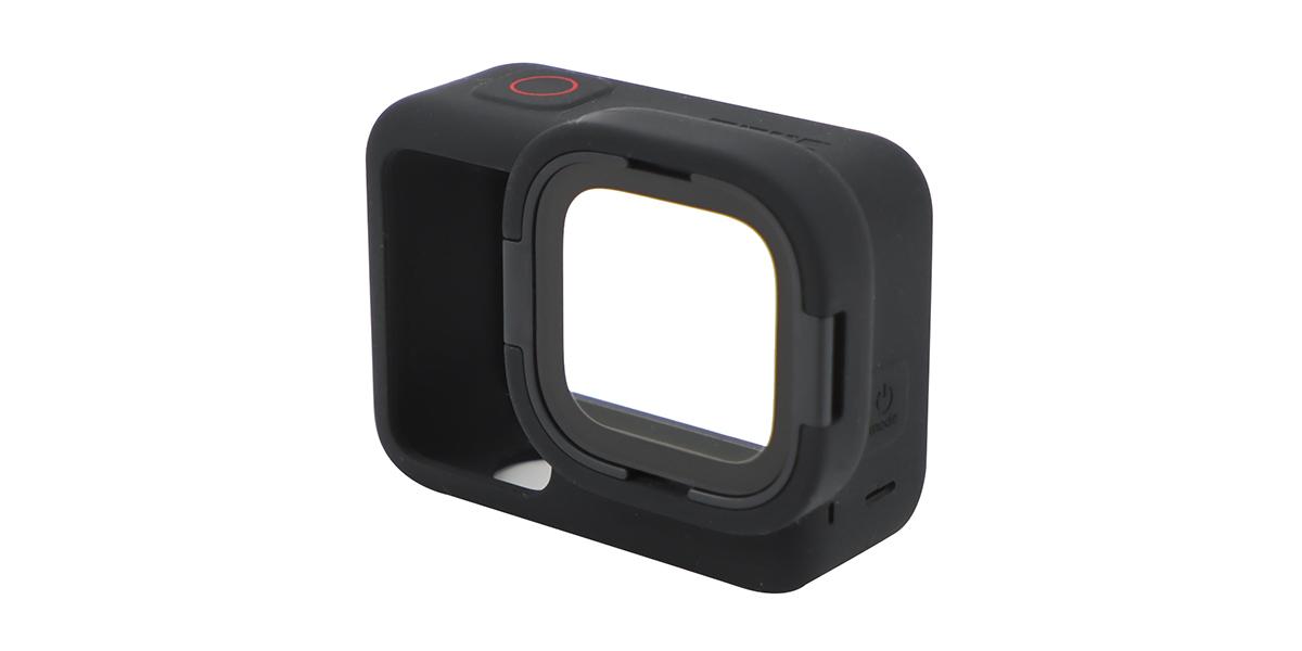 Защитный чехол и линза Rollcage для камеры HERO8 GoPro (AJFRC-001) вид справа