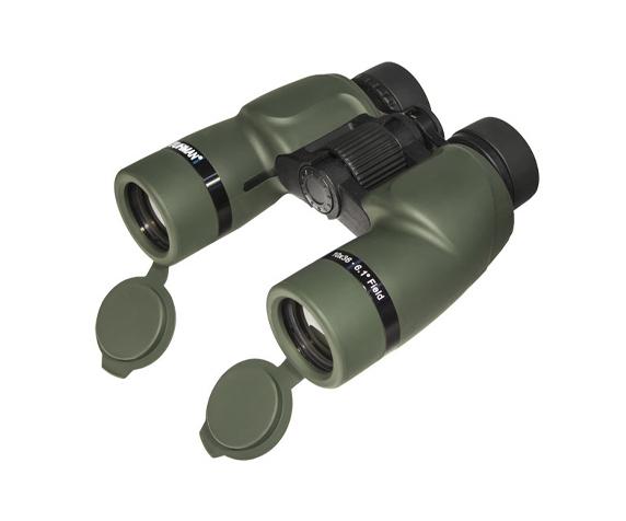 Бинокль Sturman 10x36 зелёный - фото 1