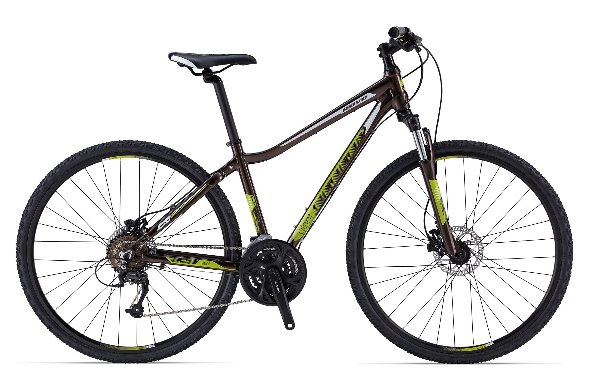 Giant Rove 2 Disc DD (2014)