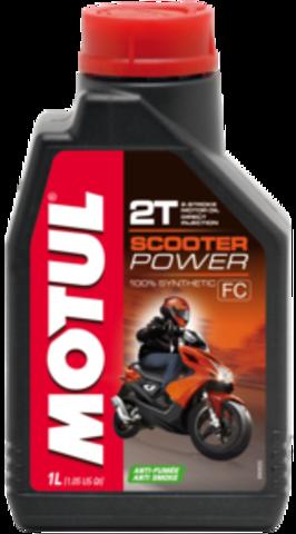 MOTUL Scooter Power 2T