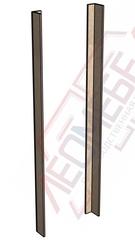 Кс-101 Боковые стоки к Кс-301,302,303 2416х130х16 мм