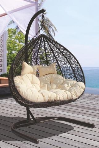 Кресло подвесное для двоих «Джемини»