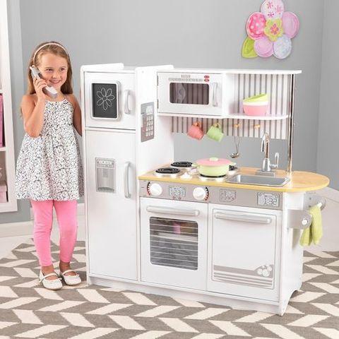 """Деревянная кухня для мальчиков и девочек """"Аптаун"""" (Uptown White Kitchen) 53364 (53335)"""