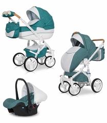 Детская коляска Riko Brano Luxe 3 в 1 цвет 03