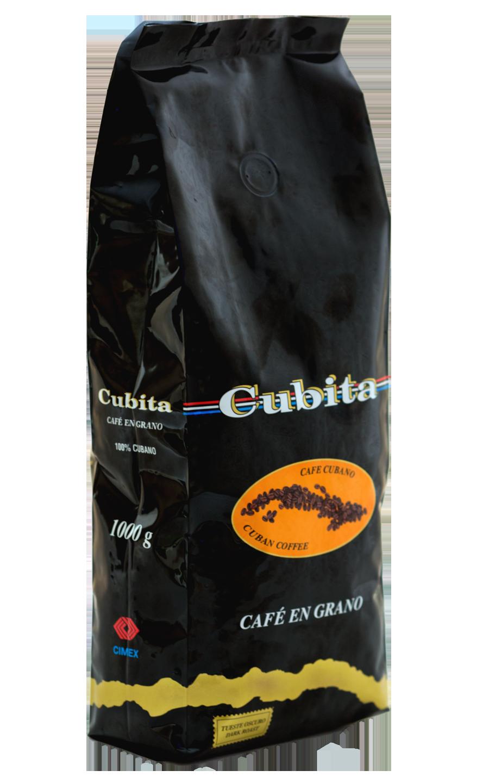 Кофе CUBITA зерновой 1 кг 1