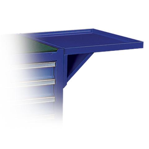 МАСТАК (550-10457B) Полка навесная для инструментальных тележек, синяя