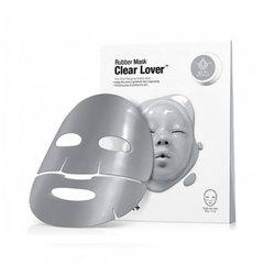 Dr.Jart+ Rubber Mask Clear Lover – Моделирующая альгинатная маска для очищения пор и кожи лица